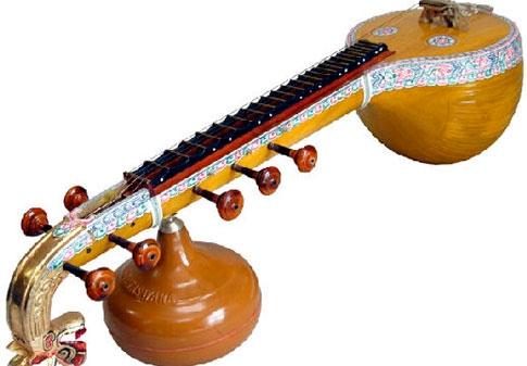 Asian music instrumentation